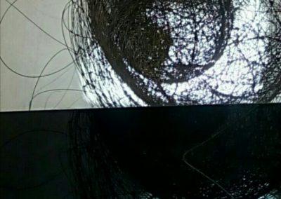 Metamorfóza - detail / Photo: Archiv autorky