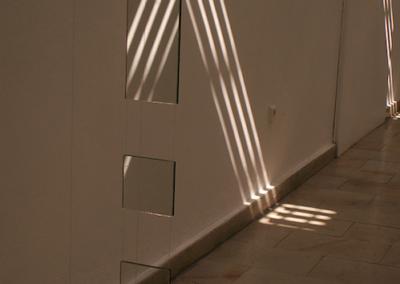 Luminiscence – architektura světla / Foto: Archiv autorky
